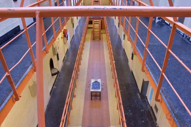 Bajes Gevangenis Schutterswei Alkmaar