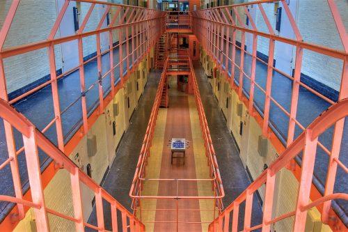 Dagfoto's mei 2012 Gevangenis Schutterswei