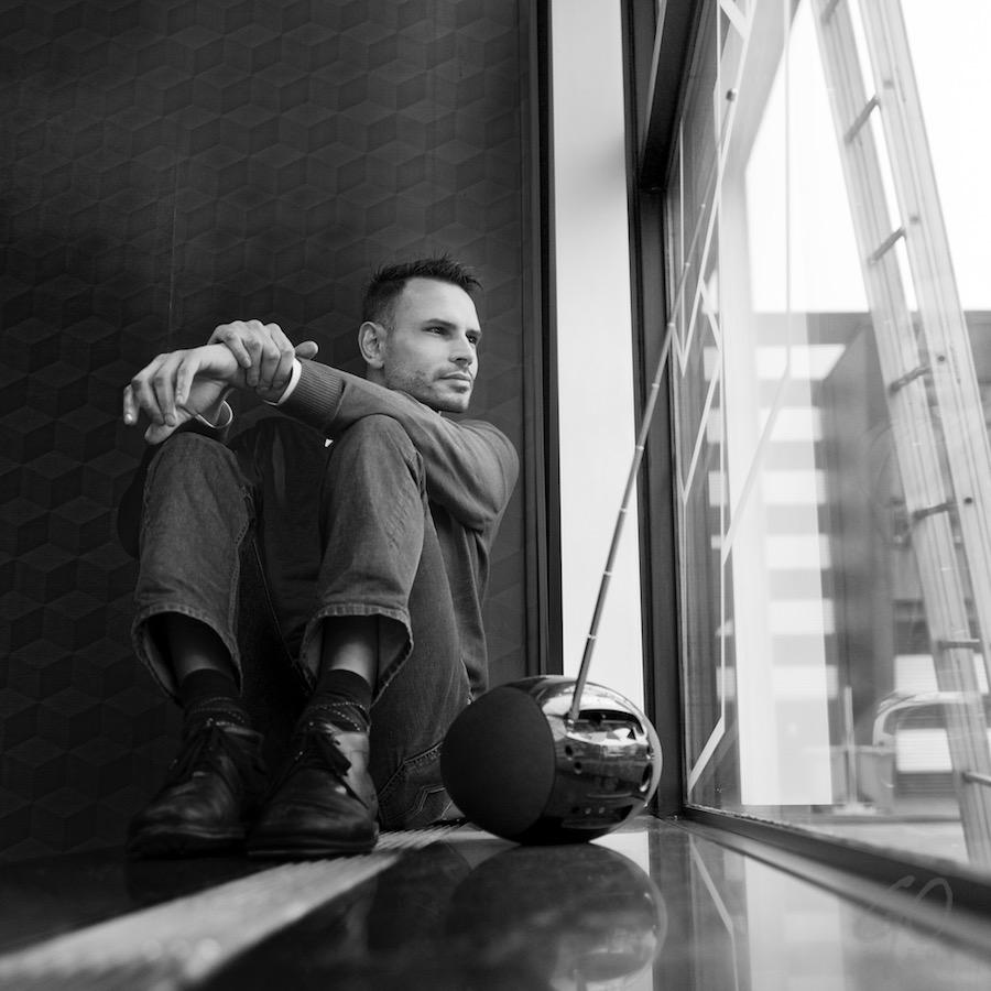 Portret Dennis Laupman