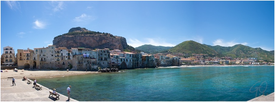 ITALY, Sicily 2013 - Cefalù