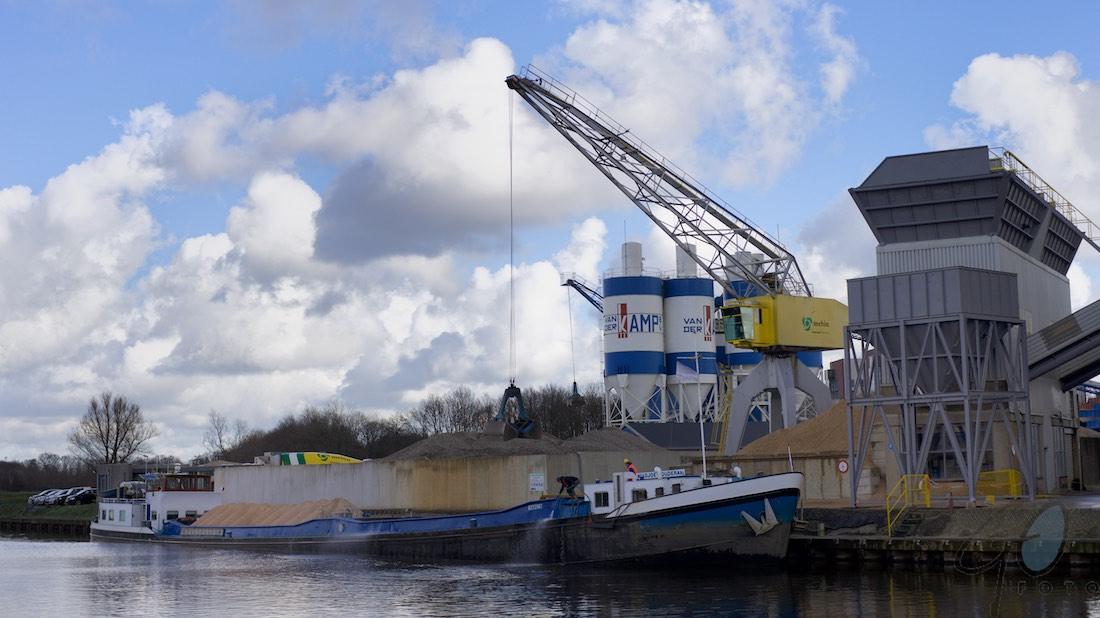Insteekhaven Isselt Amersfoort