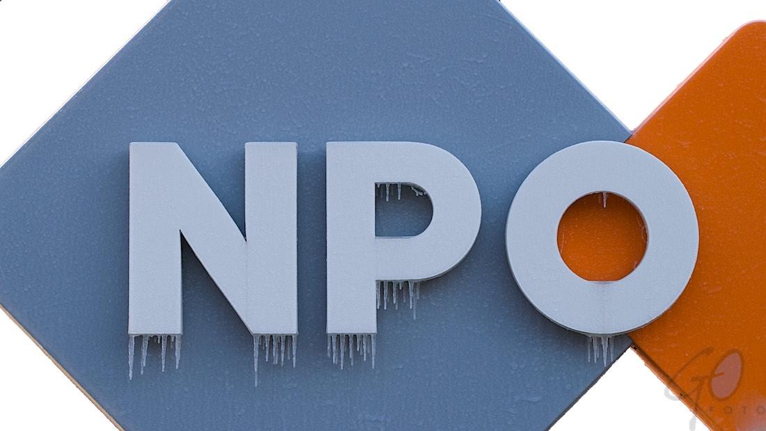 Marianne Zwagerman NPO logo ijspegels