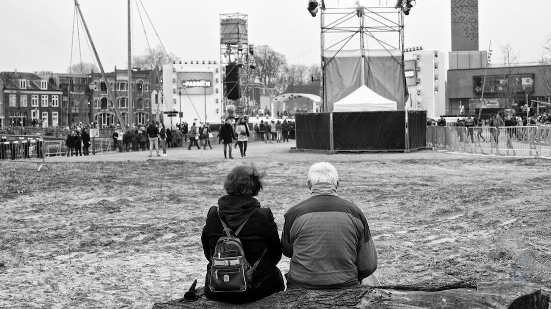 Passiespel is uitgespeeld. The Passion Amersfoort.