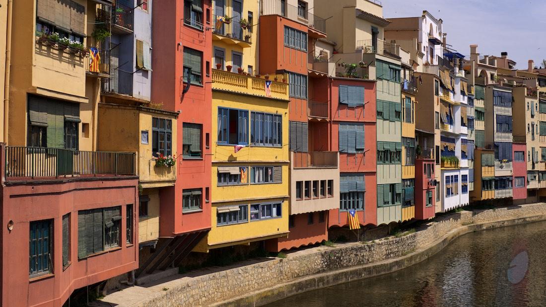 Reisverhalenschrijver Girona Spanje Catalonië