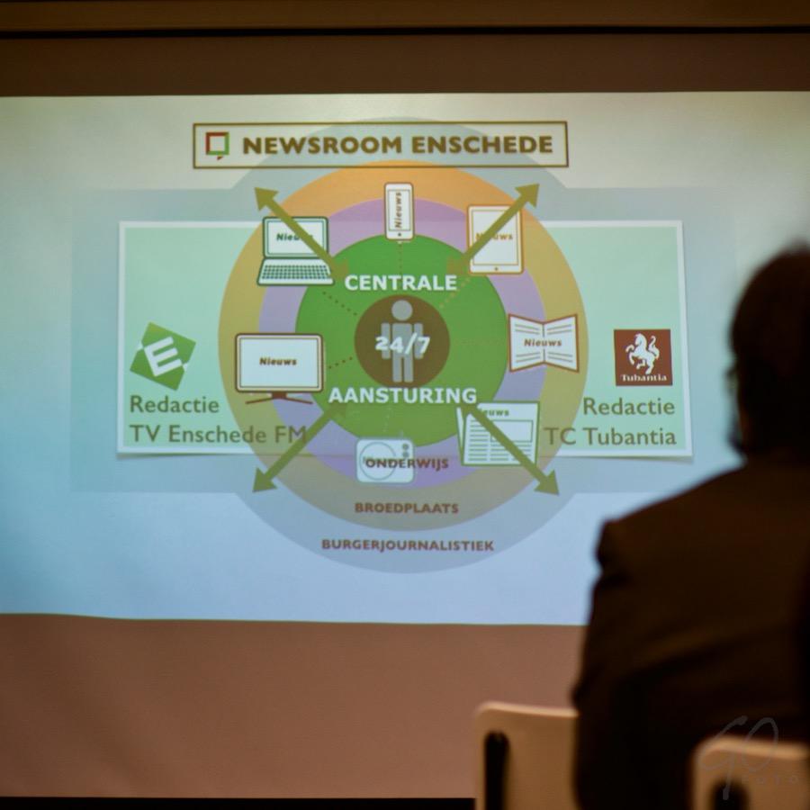 Journalisten hebben handlanger nodig - sheet structuur Newsroom Enschede