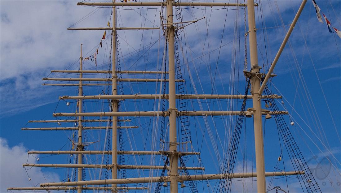 De revival van de babbels - Zeilboot