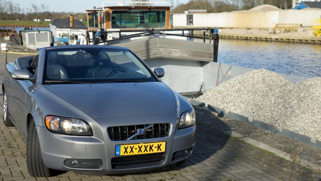 Weekeinde vol verwarring Volvo C70