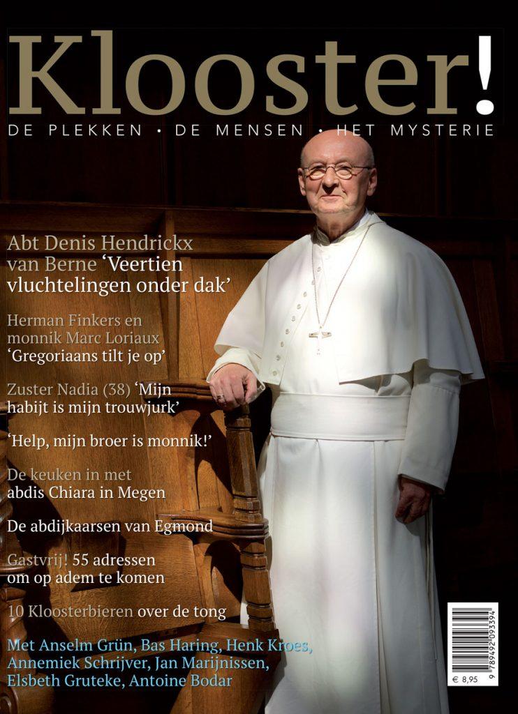 KLOOSTER!-de-glossy-is-uit Abt Denis Hendrikx