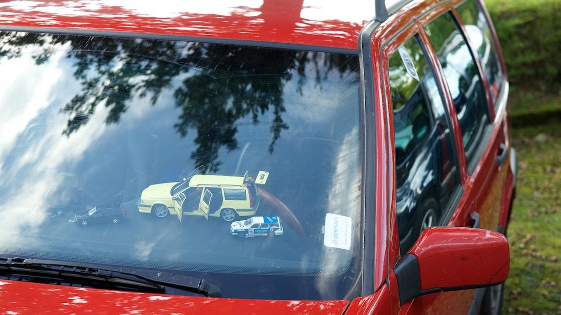 Volvo Klassiekers in het Autotron 1
