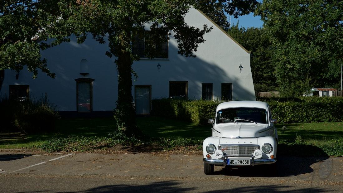 Volvo Klassieker in het Autotron 9
