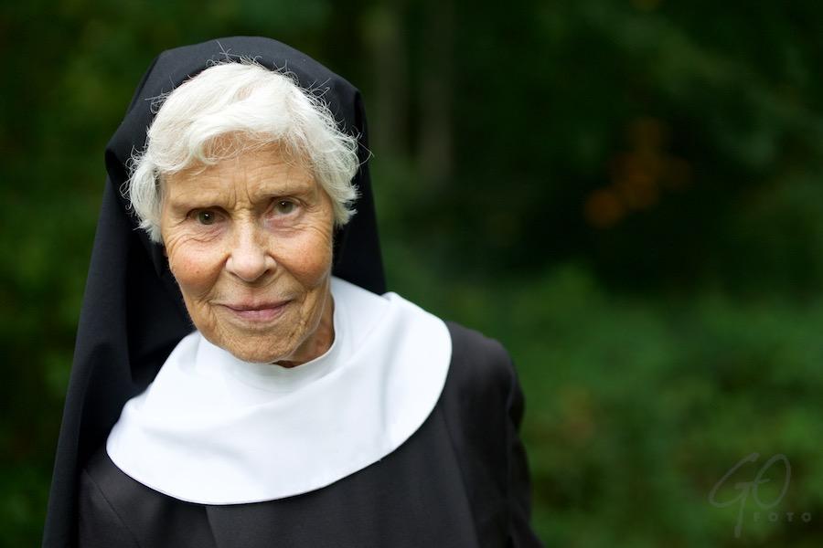 Klooster! komt ieder kwartaal Zuster Margareth