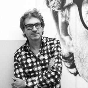 Frenk van der Linden portret