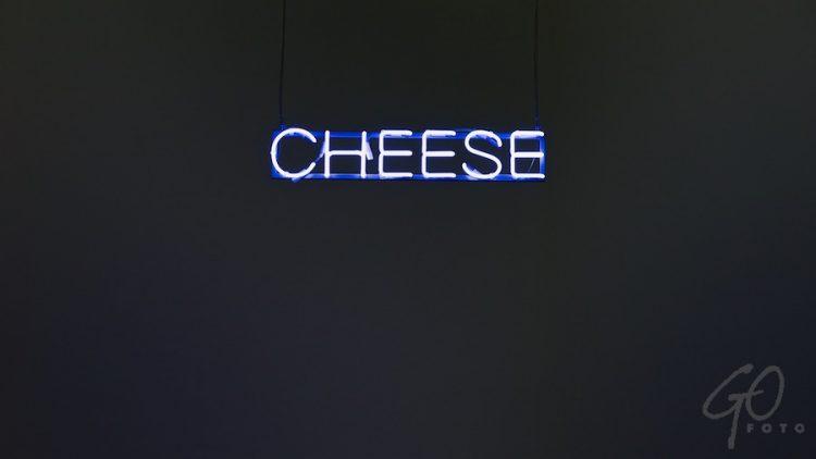 Museum Voorlinden Martin Creed Cheese Mensen maken musea