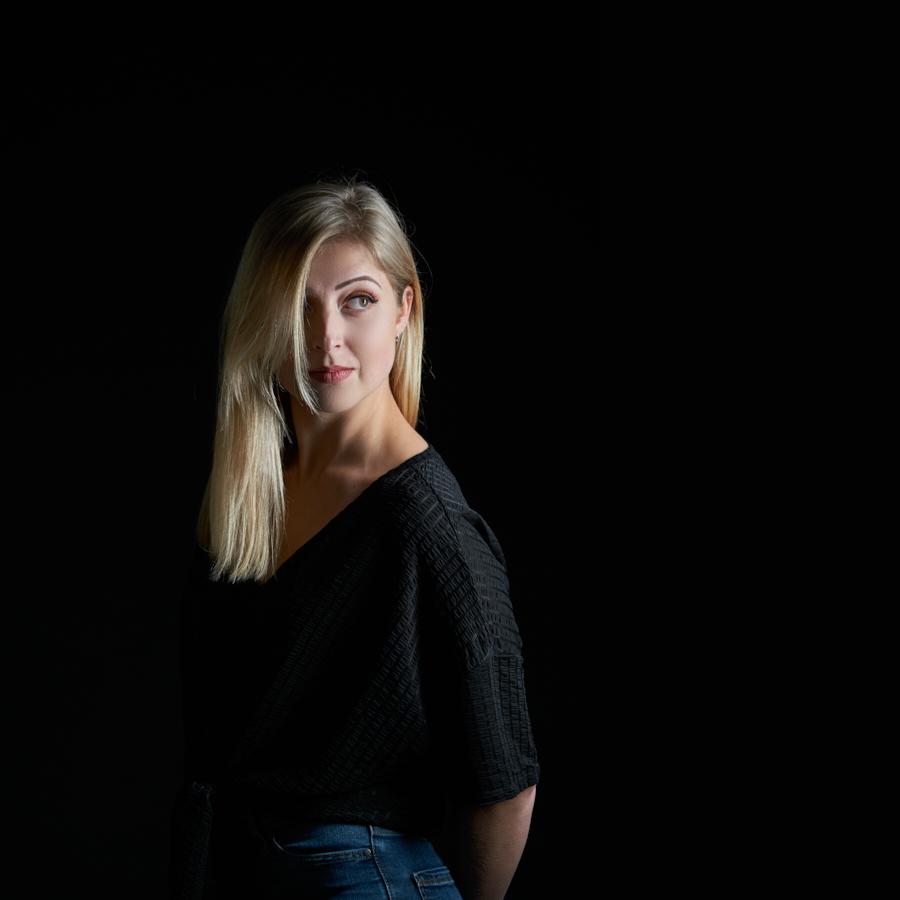 Cindy Prins fotomodel