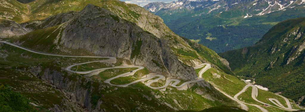 Gotthardpas Zwitserland - ©Gerard Oonk