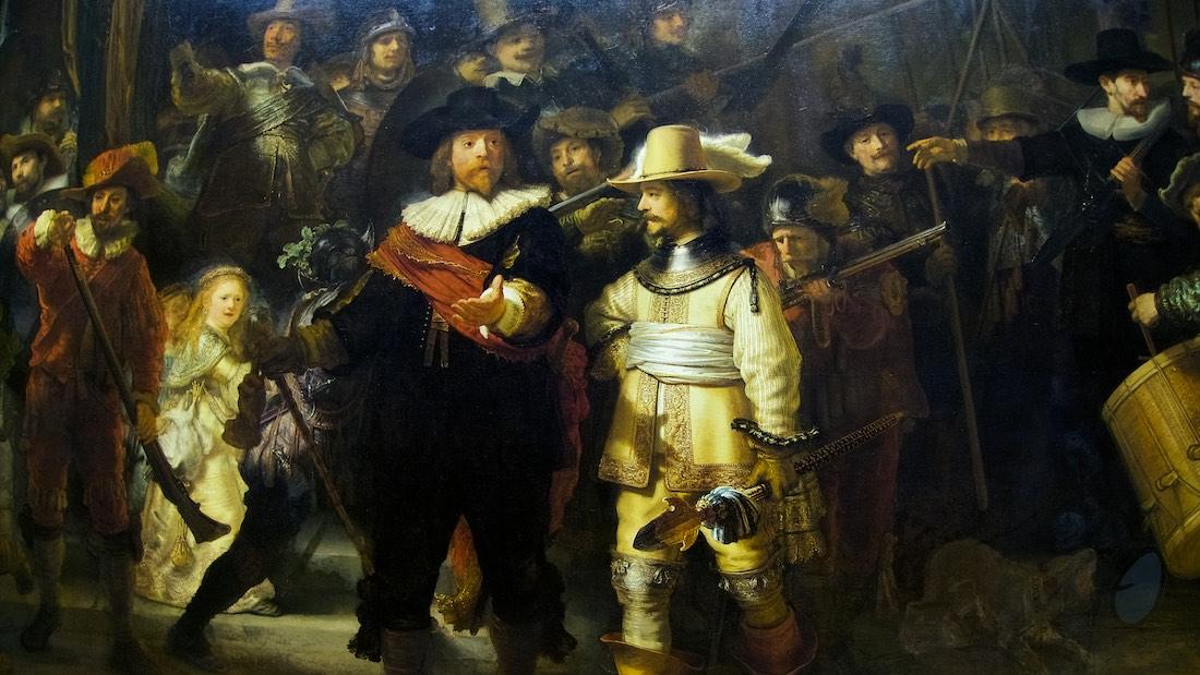 De poort van Rembrandt