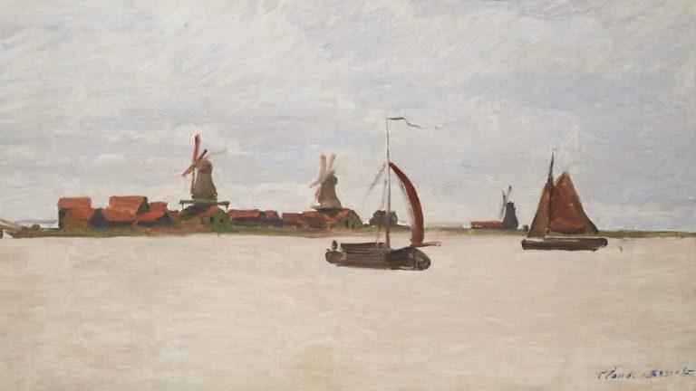 Zaans Museum Claude Monet Ansichtkaart - ©Gerard Oonk - DSC07713 1