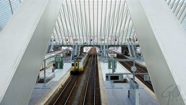 Blog Topstories en andere verdampte ideeën foto: Station Luik