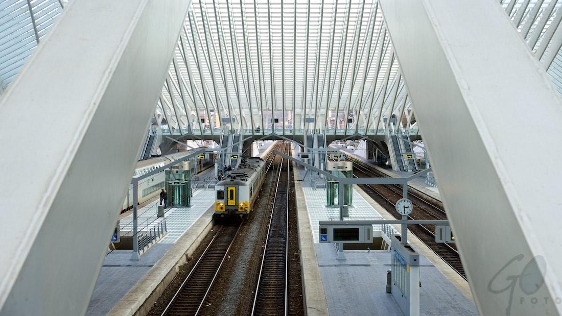 Topstories Trein op station