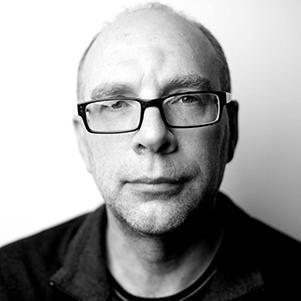Portret Jay Rosen wedloopjournalistiek
