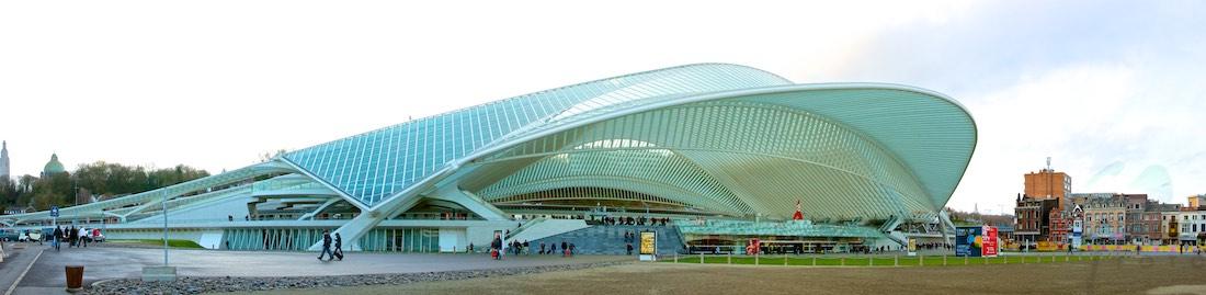 Statio Luik - Santiago Calatravas