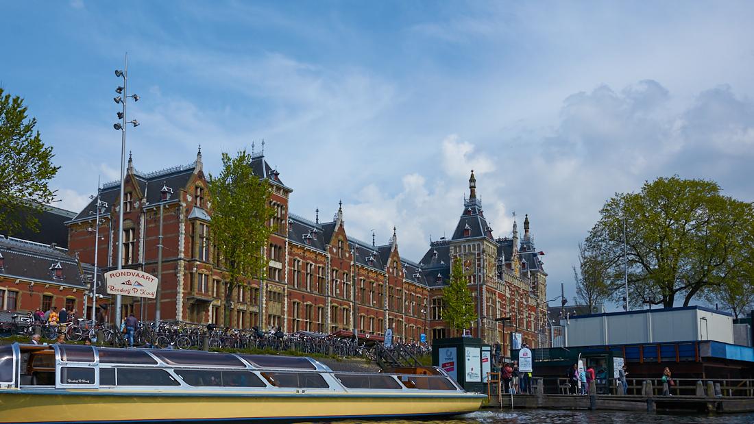 Toeristische fototips voor Amsterdam