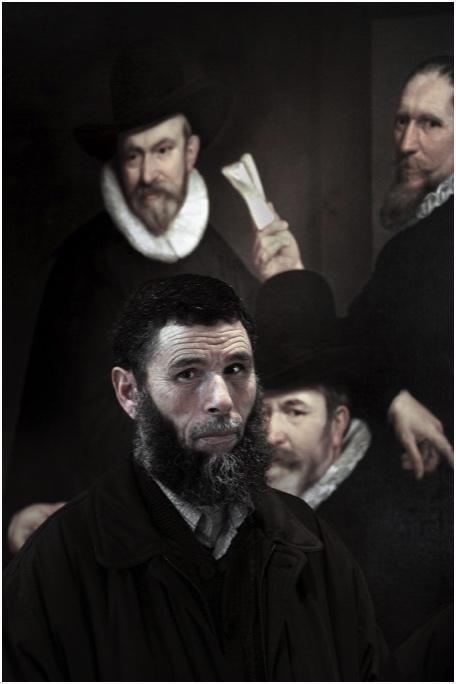 Joost van den Broek Goed volk boekcover