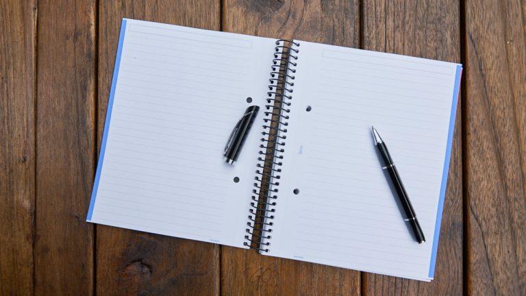 Help wat moet ik schrijven blogpost - Gerard Oonk
