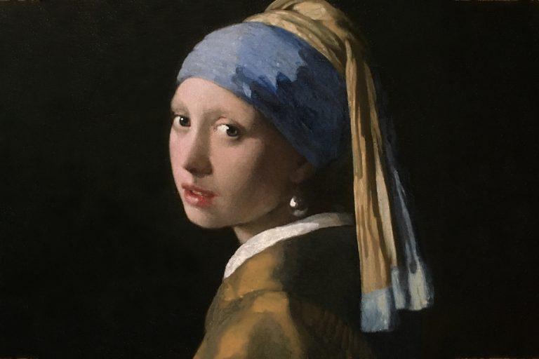Meisje met de parel Johannes Vermeer